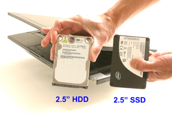 How to upgrade Laptop HDD to SSD : NewmodeUS, Hard Drive Caddys ...
